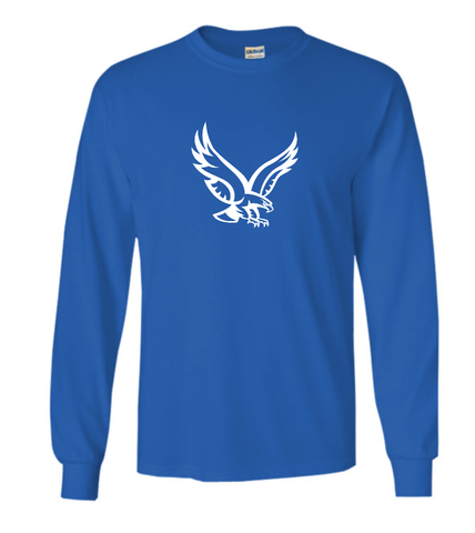 Flying Eagle Long Sleeve Tshirt