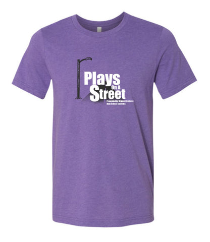 Plays on a Street T-shirt