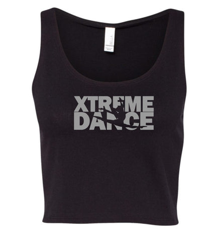 Xtreme Dance Junior Crop Top
