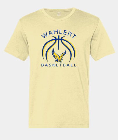 Wahlert Women's Basketball Short Sleeve T-shirt- 2 color options