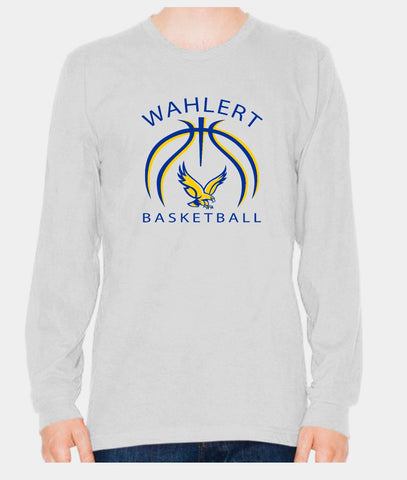 Wahlert Women's Basketball Fine Jersey Long Sleeve T-shirt