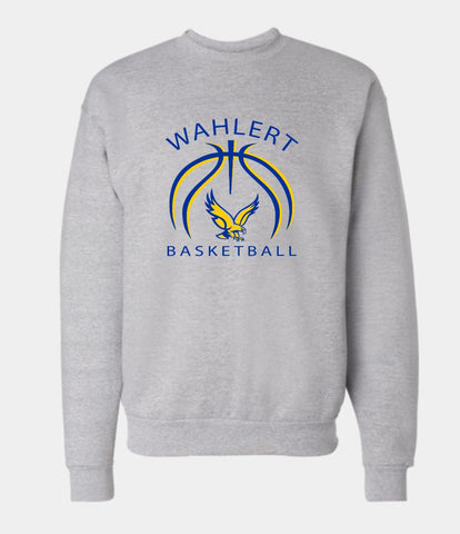 Wahlert Women's Basketball Crewneck Sweatshirt