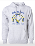 Wahlert Women's Basketball Youth Hooded Sweatshirt