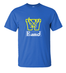 Wahlert Band Short Sleeve T-Shirt-Uniform