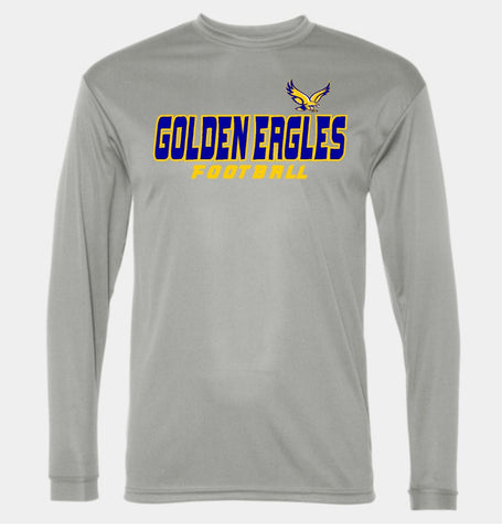 Wahlert Football Tech Performance Long Sleeve Shirt