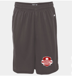 "Marquette B-Core 10"" Shorts with Pockets"