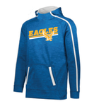 Youth Eagles Stoked Tonal Hooded Sweatshirt