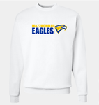 Mazzuchelli Eagles Soft Spun Crewneck Sweatshirt