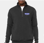Wahlert Dance Fleece Quarter Zip (other colors available)