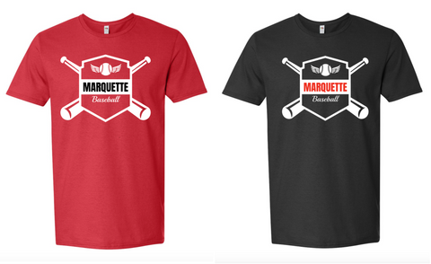 Marquette Fan T-shirt