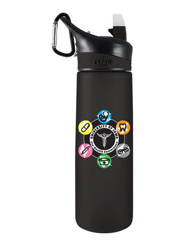 Pre-Health Conference Water Bottle (3 colors)