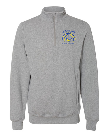Wahlert Women's Basketball Fleece Quarter Zip