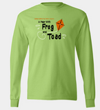 Wahlert Frog and Toad Play Long Sleeve