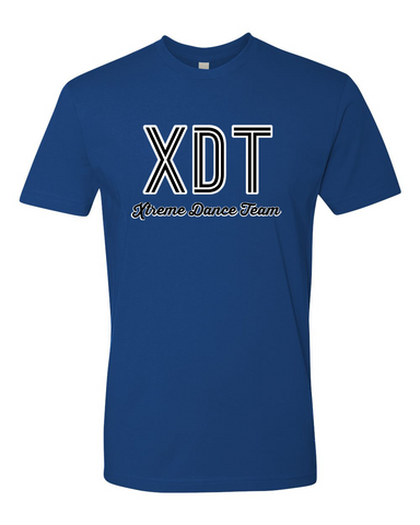 Xtreme Dance Team Member Logo T-shirt