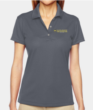 Mulgrew Oil Ladies Adidas Basic Polo (More Colors Available)