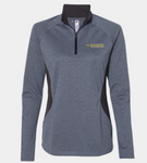 Mulgrew Oil Ladies Adidas Quarter-Zip Pullover (More Colors Available)