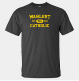 Booster Wahlert Retro Short Sleeve Tshirt (More Colors Available)