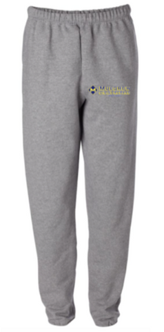 Mulgrew Oil Elastic Bottom Sweatpants (More Colors Available)