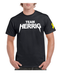 Christ Herrig Fundraiser Shirt- Black