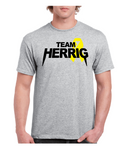 Chris Herrig Fundraiser Shirt- Grey