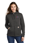 American Materials Ladies Carhartt® Clarksburg Full-Zip Hoodie
