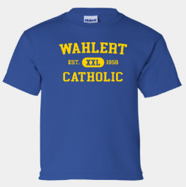 Booster Wahlert Retro YOUTH Short Sleeve Tshirt (More Colors Available)