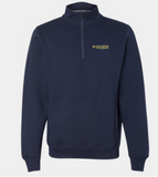 Mulgrew Oil Russell Quarter-Zip Sweatshirt (More Colors Available)