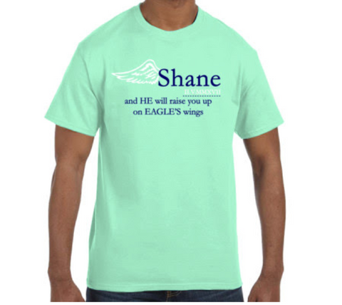 Volleyball Shine Like Shane Tribute Game