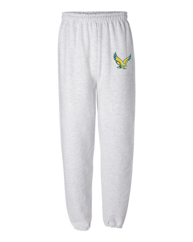 Wahlert Catholic Standard Sweatpants Elastic Bottom