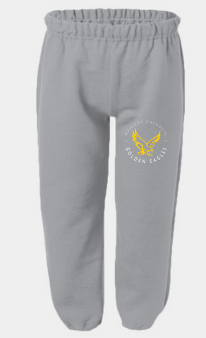 Booster Golden Eagles Circle YOUTH Sweatpants (More Colors Available)