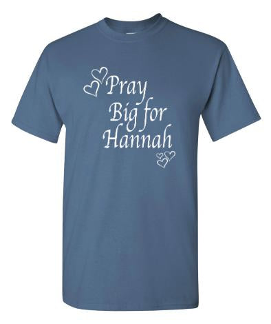 #HannahStrong Short Sleeve T-Shirt