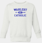 Booster Wahlert Retro TODDLER Crewneck (More Colors Available)