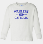 Booster Wahlert Retro TODDLER Long Sleeve (More Colors Available)