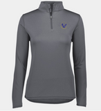 Booster Golden Eagles Circle Women's Quarter Zip (More Colors Available)