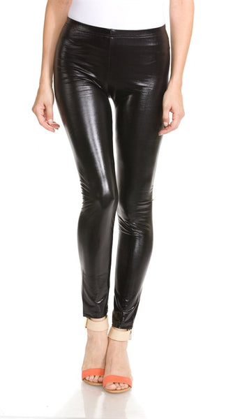 Men's Shiny Legging Unisex