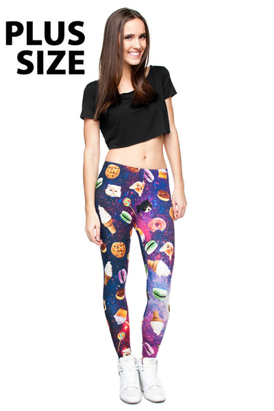 Extra large Size Space Wonder Legging