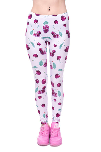 Cherry Legging