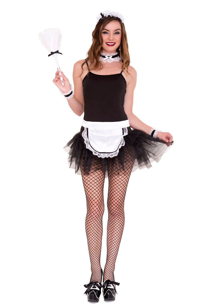 5 PC French Maid Kit