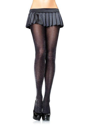 GLITTER LUREX TIGHTS