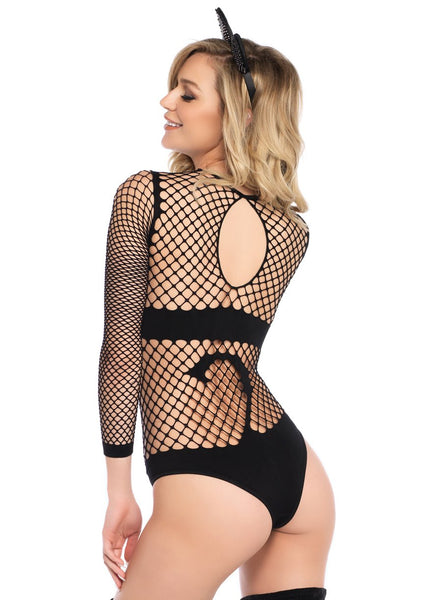 Naughty Kitty Bodysuit