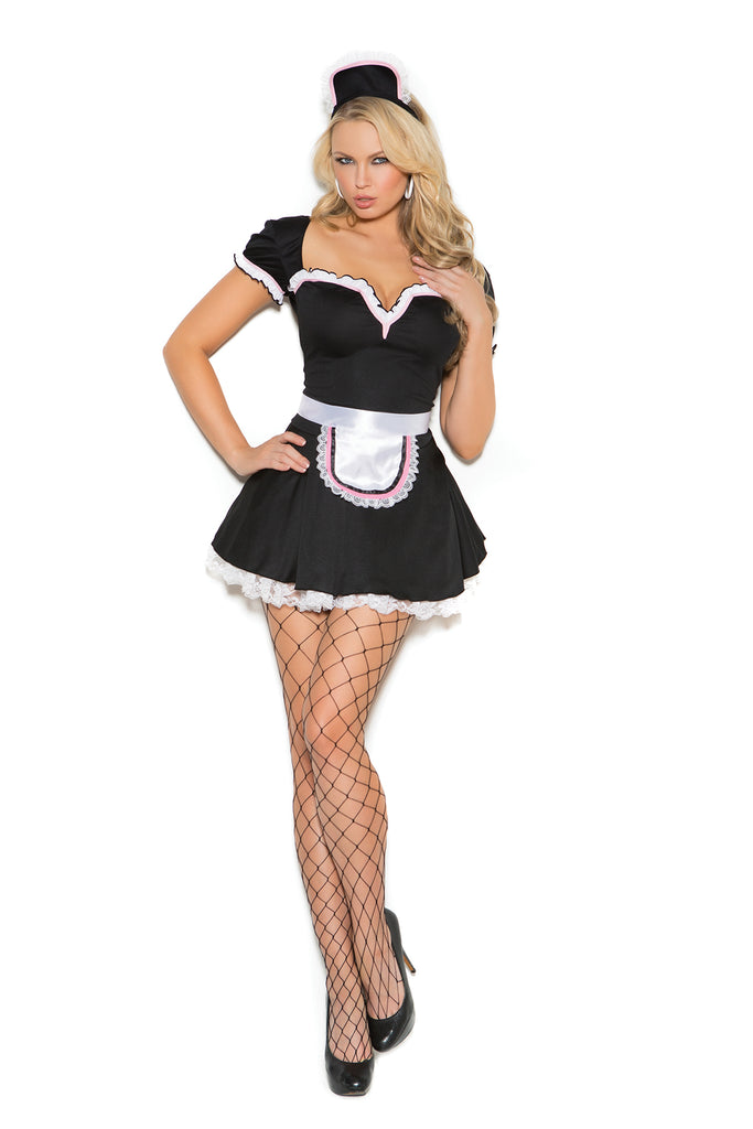 Maid To Please 3Pc Costume