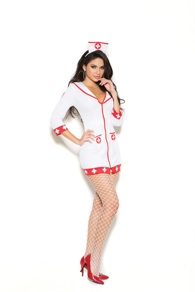 Cardiac Arrest Nurse Costume
