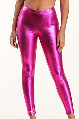 Metallic Leggings