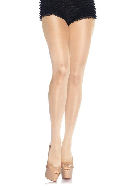 Sheer To Waist High Duty Tights