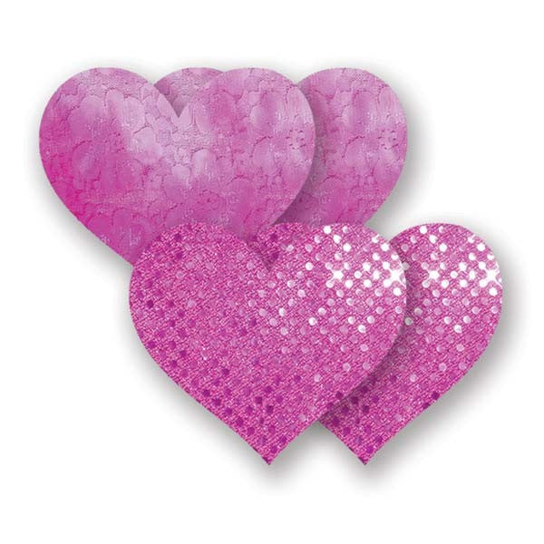 Nippies® Rio Heart Pasty (two pairs)
