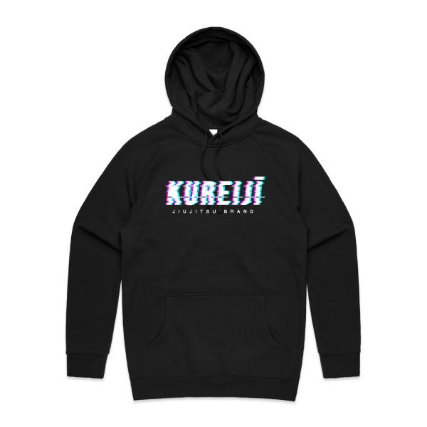 BLURR- HOODED SWEATSHIRT