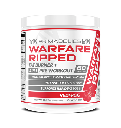 Product Deep Dive: Warfare Ripped