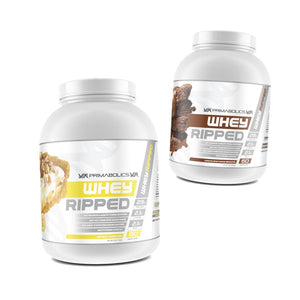Whey Ripped  4lb Twin Pack