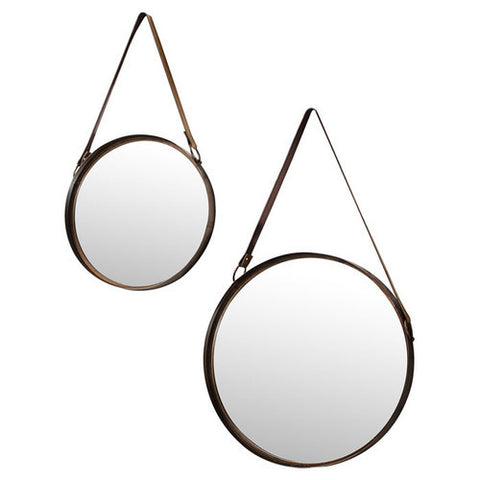 2 Piece Marston Hanging Mirror Set