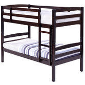 Cappuccino Camryn Bunk Bed